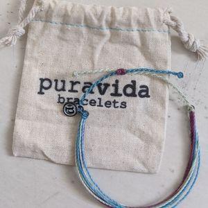 Pura Vida Good Vibes Bracelet